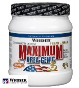 MAXIMUM KREA-GENIC Weider global (prah)