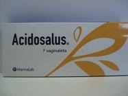 ACIDOSALUS vaginalete