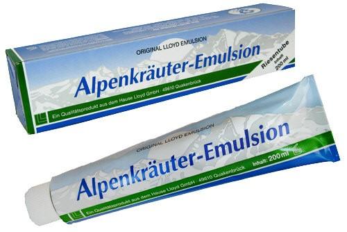 Alpenkräuter - Emulzija s alpskim biljem 200 ml ORIGINAL