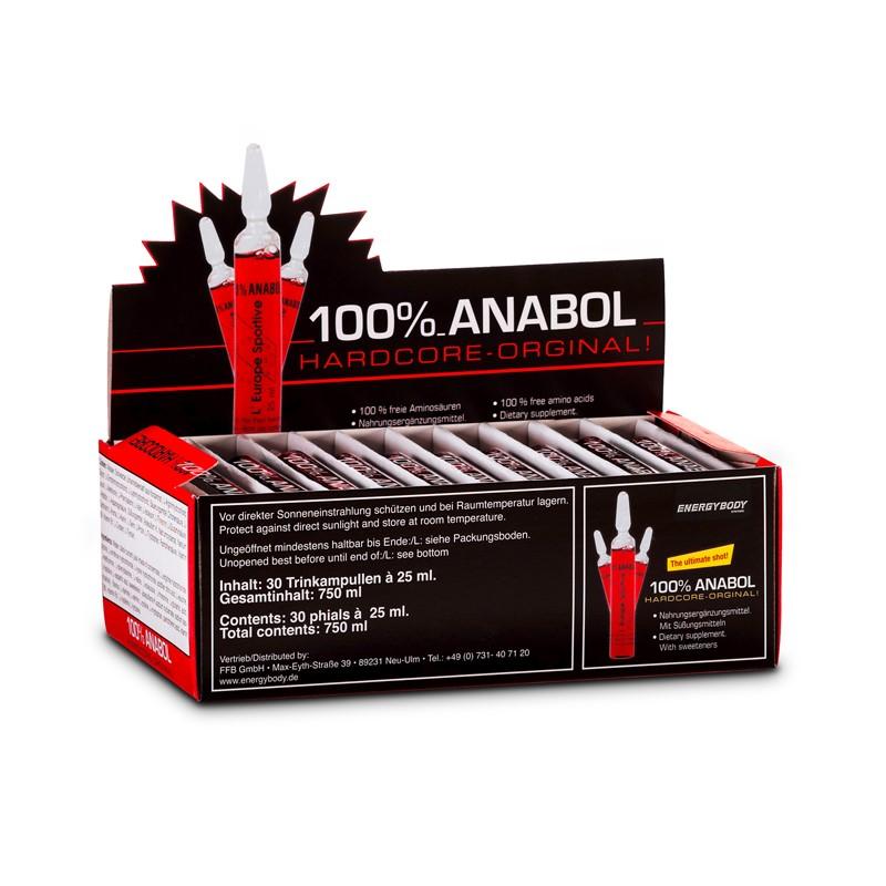 100% ANABOL ampule