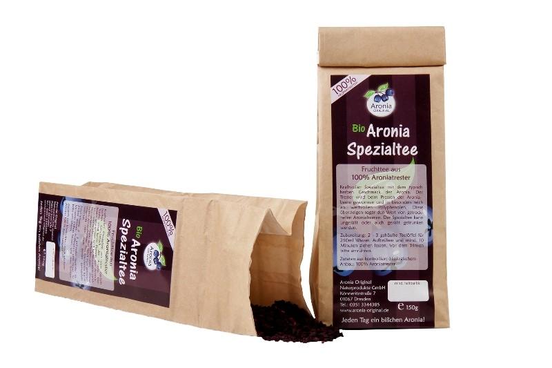 Aronia čaj