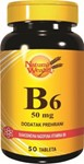 B6 vitamin 50 tableta Natural Wealth