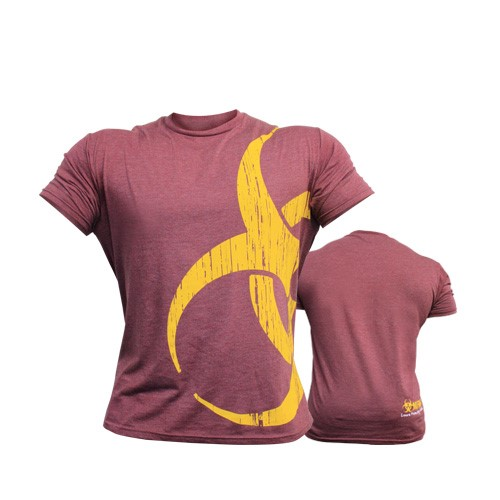 Oversized Biohazard majica