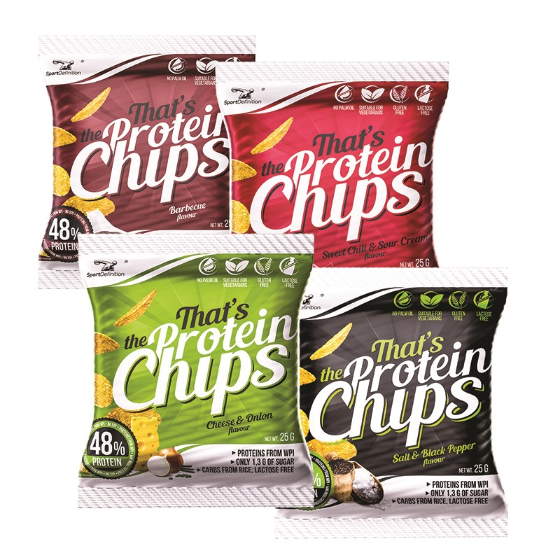 That's the Protein Chips 25g