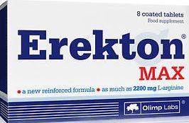 EREKTON MAX tablete