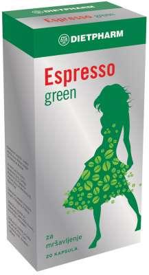 hurtig vekttap Coffea canephora ekstrakt