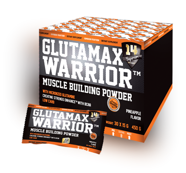 Glutamax Warrior