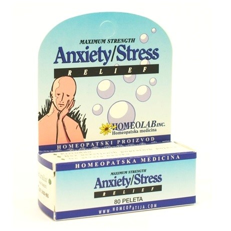ANXIETY/STRESS RELIEF-TJESKOBA I STRES
