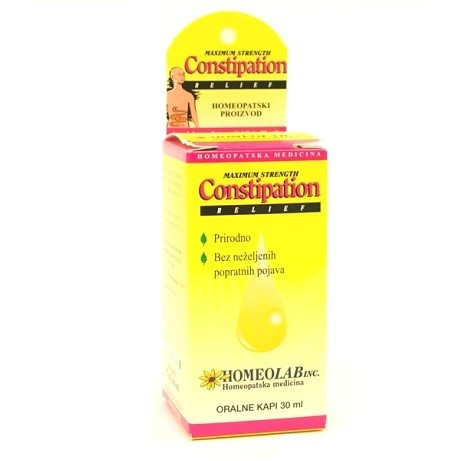 CONSTIPATION RELIEF-ZATVOR