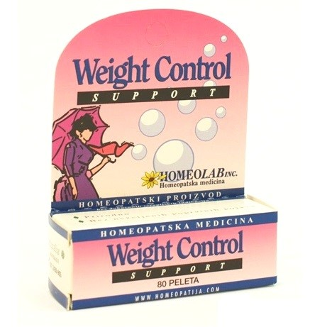 WEIGHT CONTROL SUPPORT-REGULACIJA TJELESNE TEŽINE