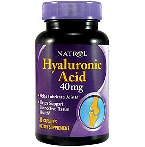HYALURONIC ACID (hijaluronska kiselina) 40 mg