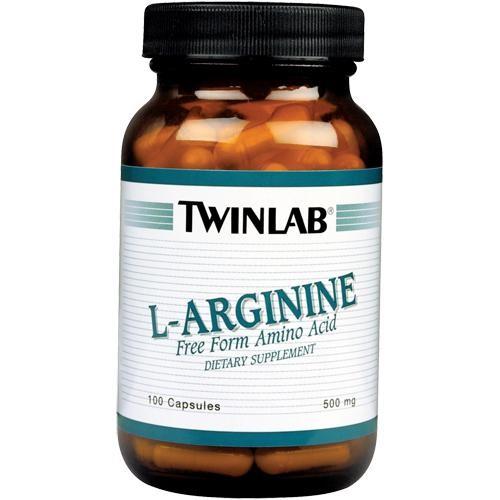 L-Arginine - TwinLab