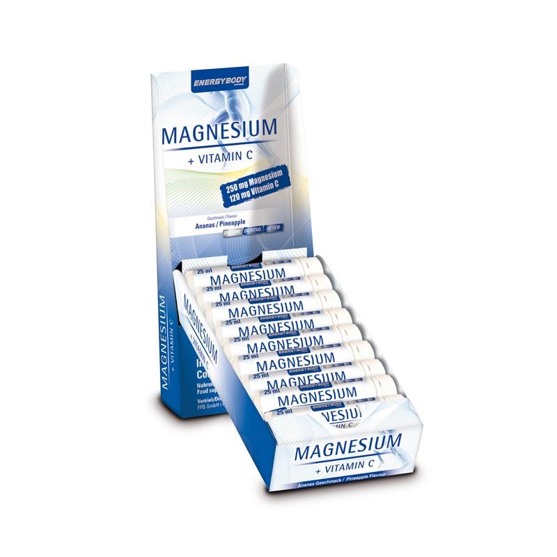 MAGNESIUM +vitamin C ampule