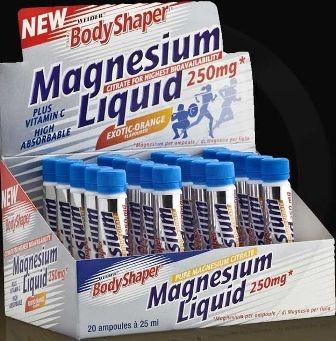MAGNESIUM LIQUID (ampule) W.body shaper