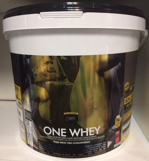 One Whey 4.54kg