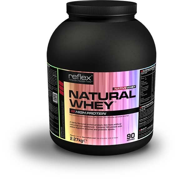 Natural Whey 2.27kg