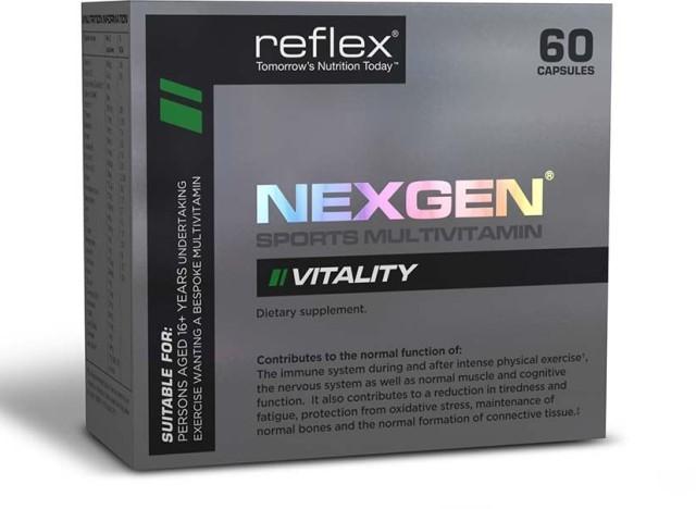 Nexgen multivitamin 60 kapsula