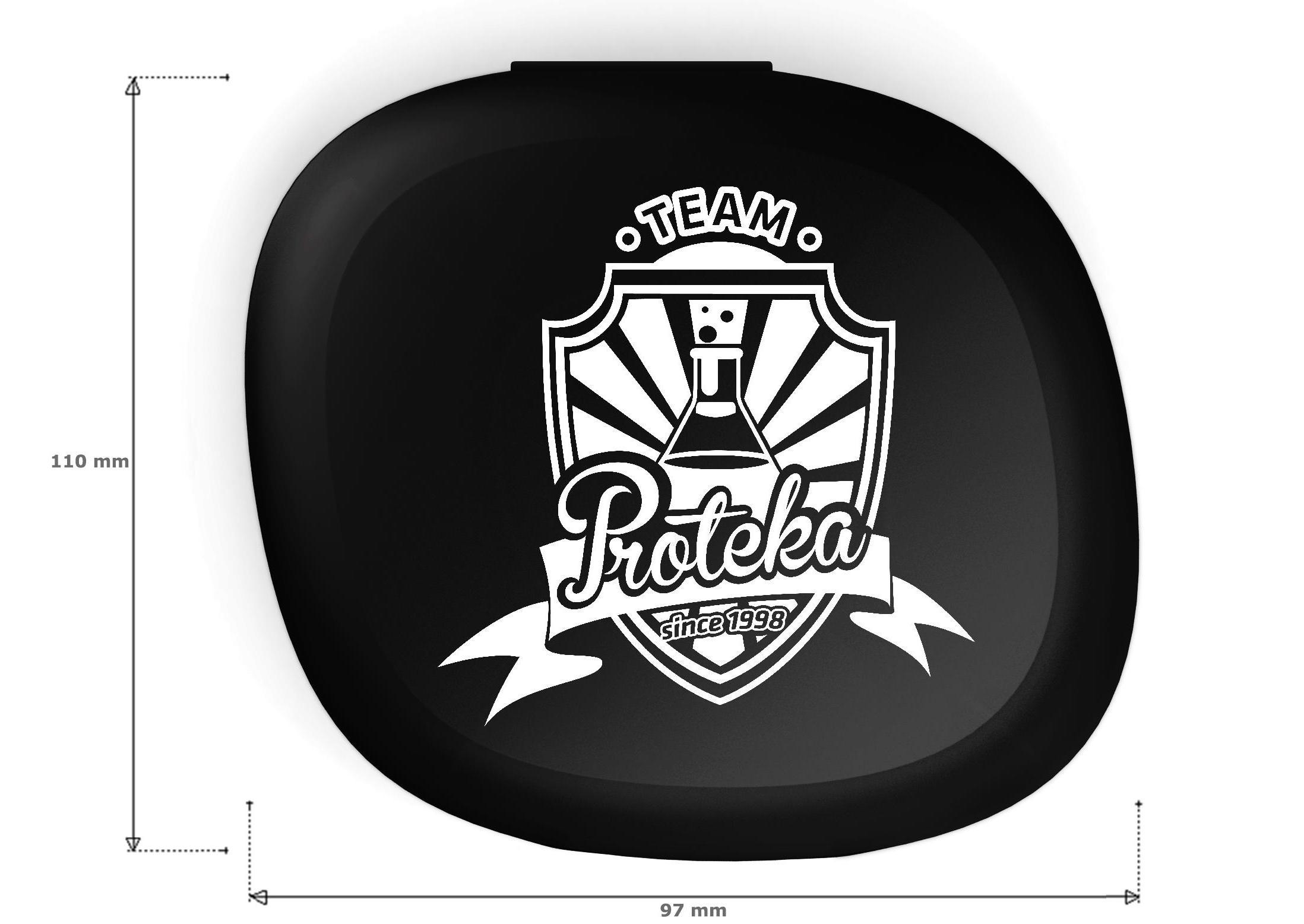 Team Proteka pillbox