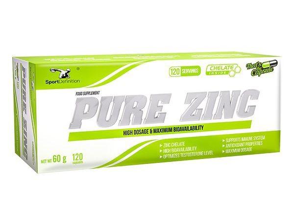 PURE ZINC - 120 kapsula