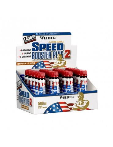 SPEED BOOSTER ampule