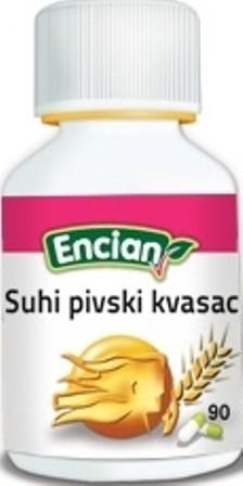 SUHI PIVSKI KVASAC 90 kapsula ENCIAN
