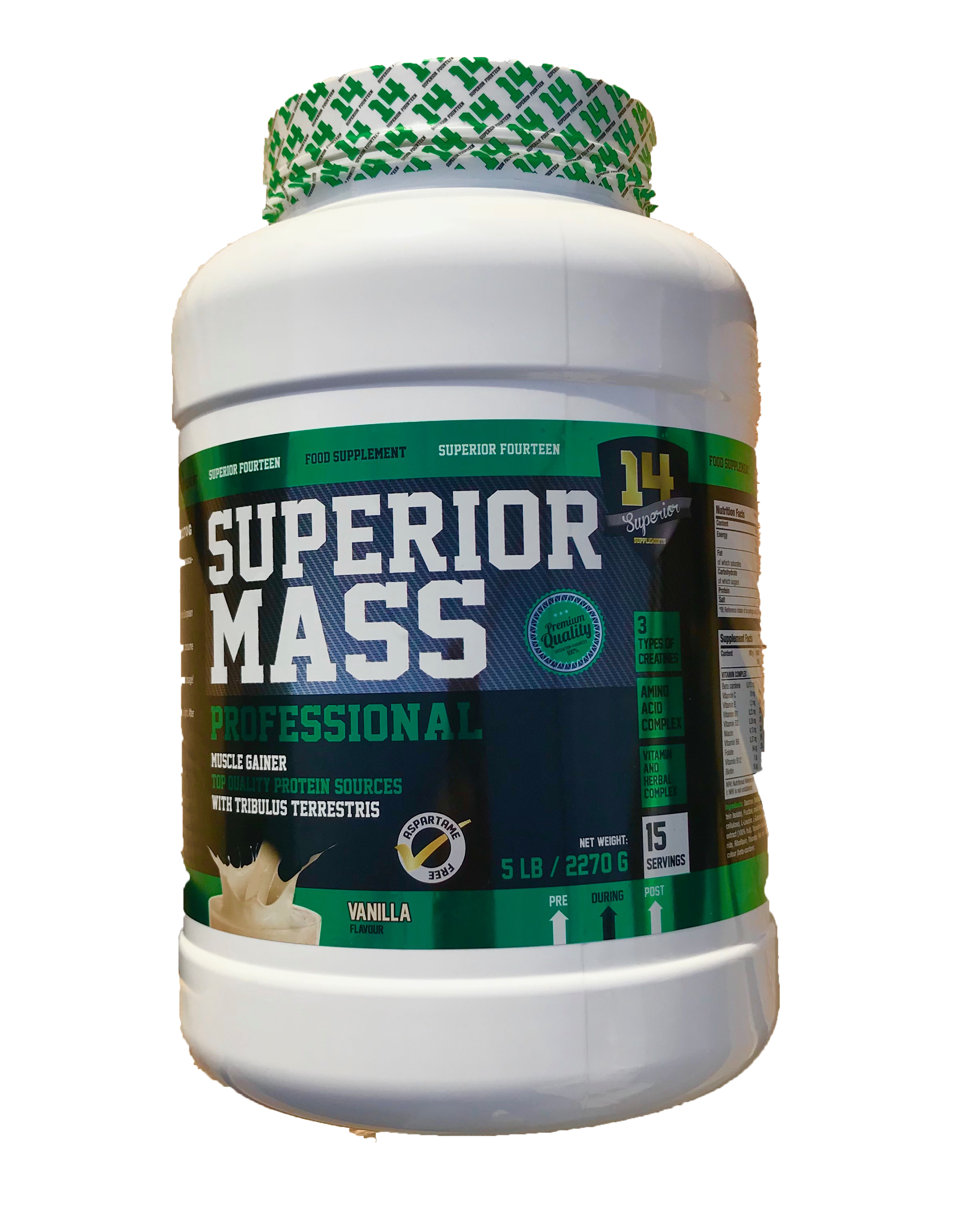 Superior Mass Professional 2,27kg