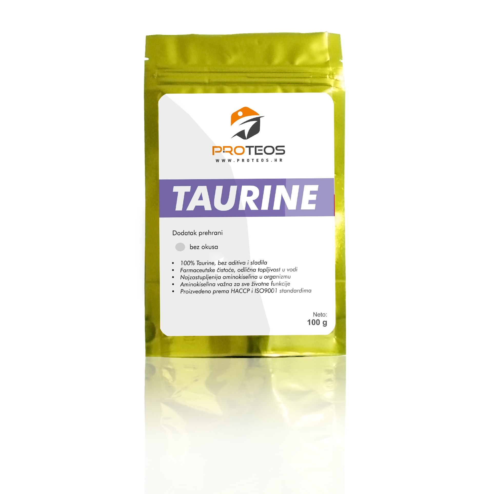 TAURINE 100g PROTEOS