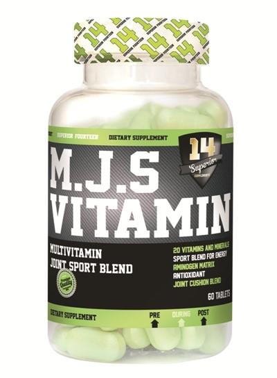 M.J.S. Vitamin 60 Tableta