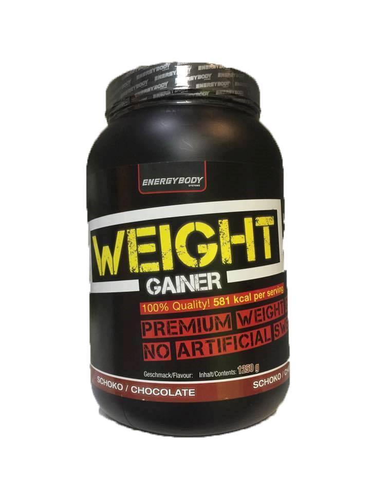 Weight Gainer 1250g Energybody