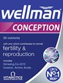WELLMAN  conception VITABIOTICS 30 tbl.